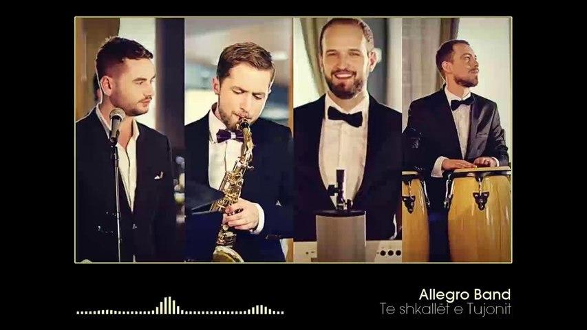 AllegroBand - Te shkallet e Tujonit