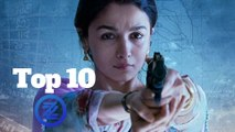 Top 10 Indian Movies of 2018