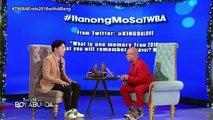 TWBA: Ryan's unforgettable moment with Angelica Panganiban