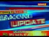 Lok Sabha, stalled in Rajya Sabha, Triple Talaq Bill to be tabled in Upper House of Parliament