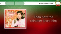 Nora Aunor - Rudolph The Red Nosed Reindeer (Lyrics Video)