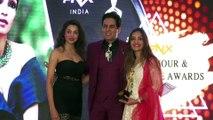 Mugdha Godse & Aman Verma At 'FNX India Life Style & Glamour Awards 2018'