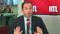 """""""Mélenchon, je n'y comprends plus rien"""", lance Hamon sur RTL"""