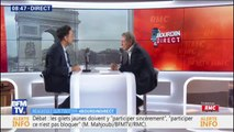 """Mounir Mahjoubi: """"Ce qui est injuste c'est que cette CSG s'applique aussi à des retraités en difficulté"""""""