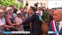 Comme Mitterrand et Sarkozy, Macron va écrire une lettre aux Français