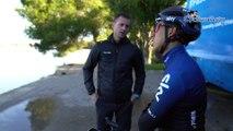 Le Mag Cyclism'Actu - Au coeur de la Team Sky et ses 29 coureurs en stage !