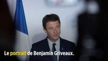 Le portrait de Benjamin Griveaux, candidat à la mairie de Paris