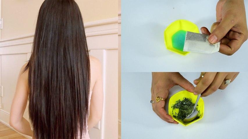 Green Tea & Olive Oil For Long Hair DIY: शैंपू में ये मिलाकर लगाने से होंगे लंबे बाल | Boldsky