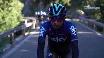 """Giro d'Italia 2019 - Egan Bernal sur le Giro : """"J'ai beaucoup appris de Chris Froome"""""""