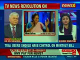 NewsX is Free | Want complete consumer freedom to choose: TRAI