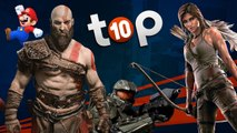 Les 10 personnages LES PLUS EMBLEMATIQUES   TOP 10