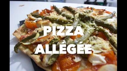 Recette Pizza Allégée, en 10min !