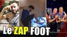 OM battu en finale, BENZEMA salue DESCHAMPS, MBAPPÉ au Musée Grévin... le ZAP FOOT !