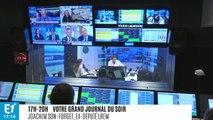 """Joachim Son-Forget, ex-LREM : """"Je pense sincèrement que je rends service à Macron"""""""