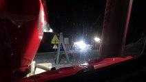Saint-Gervais : dans les coulisses du damage des pistes