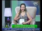 برنامج Green   مع اميره مصطفي حول سبل العنايه بالشعر والبشره -22-9-2016