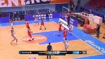 Cedevita Zagreb - MoraBanc Andorra Highlights | 7DAYS EuroCup, T16 Round 1