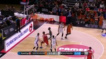 Valencia Basket - Unicaja Malaga Highlights | 7DAYS EuroCup, T16 Round 1