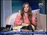 بالفيديو ... انوسة كوته تفاجئ الغيطى بــ ثعبان على الهواء