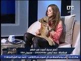 بالفيديو...  رعب الغيطى من الاسد جولد مع انوسه كوته