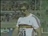 Athlé lancer disque championnats monde 1987
