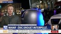 Gilets jaunes: Éric Drouet une nouvelle fois interpellé (2/3)