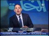 مشادة ساخنه و تبادل الاتهامات بين رئيس نادى نبروه و المدير الفنى للمنصورة ... على الهواء