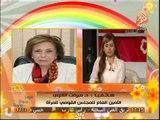 د/ مرفت التلاوى تتحدث عن وضع المرأة فى التعديل الدستورى الحالى