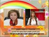 د/ مرفت التلاوى : وضع المرأة فى لجنة الخمسين مخزى ولن نقبل به