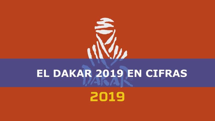 El Dakar 2019 en cifras: 5.000 kilómetros, 534 participantes y 337 vehículos