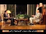 وزير الرى يكشف دور هشام قنديل وحكومة مرسى فى توصيل مياة النيل لإسرائيل