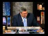 مشادة كلامية بين جمال عنايت وصحفى باليوم السابع كاتب مقال القبض على الصفحات المحرضة على النت