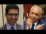 """مناظره بين """"مصطفي بكري"""" و """"هيثم الحريري"""" حول مصرية الجزر تنتهي بهروب الاول واغلاقه الخط"""