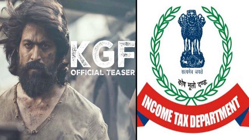 KGF Movie Hero Yash & Others Faces IT Raids | Filmibeat Telugu