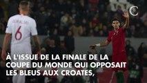 La grosse boulette d'Adil Rami face à la présidente croate pendant la finale de la Coupe du Monde