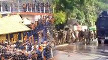 Sabarimala Verdict : ಶಬರಿಮಲೈ ನಲ್ಲಿ ಬಾರಿ ಪ್ರತಿಭಟನೆ | ಇಂದು ಕೇರಳ ಬಂದ್  | Oneindia Kannada