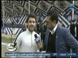 لقاء خاص مع الكابتن أحمد حسن داخل سجن  برج العرب لرصد إحتفالية رياضية بين منتخب السجون والاتحاد
