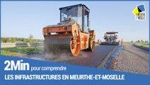2 minutes pour comprendre les infrastructures en Meurthe-et-Moselle