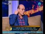 """الفنان محمد صبحي يكشف مفاجأه مدويه عن من هو الشخصيه الحقيقيه لـ """"علي بيه مظهر"""""""