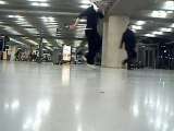 Bboy Stepz - Trainin' Gare de lyon II