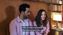 """L'interview """"PREMIÈRES VACANCES"""" avec Jonathan Cohen et Camille Chamoux"""