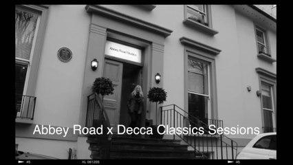 Valentina Lisitsa - Bach, J.S.: Prelude in B Minor (Arr. Siloti) - Abbey Road x Decca Classics Sessions