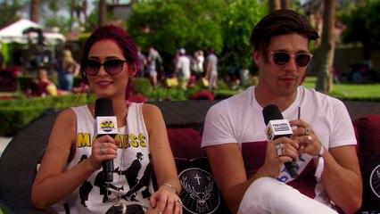 POWERS - Coachella Interview