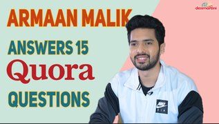 Armaan Malik Answers 15 Quora Questions