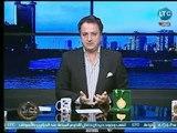 احمد عبدون يشكر مالكة قناة الـ LTC  بعد تكريم محافظ الجيزة لـ برنامج عم يتساءلون