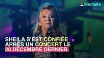 Françoise hardy de nouveau atteinte d'un cancer : sheila donne de ses nouvelles