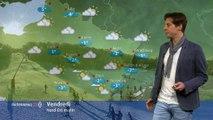 La météo de ce vendredi 4 janvier en Lorraine et en Franche-Comté