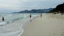 Thousands Of Tourists Flee Thai Islands As Storm Approaches