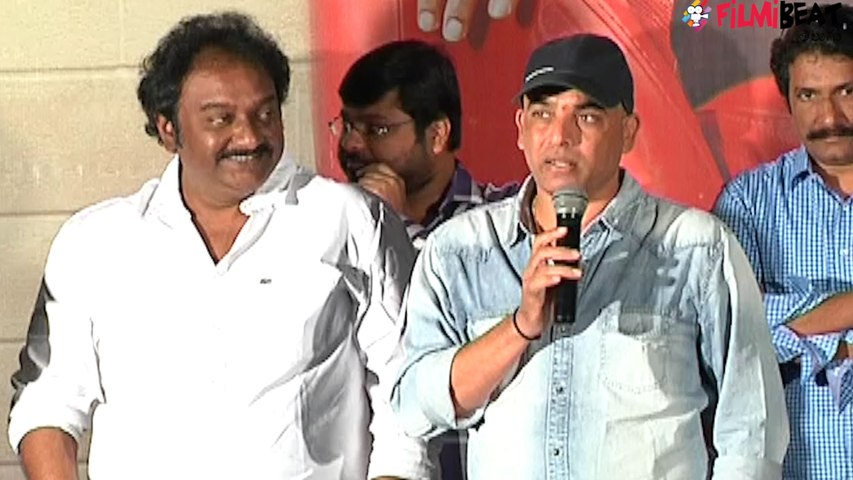 VV Vinayk And Dil Raju Making Fun At Bellamkonda Sai Srinivas Birthday Celebrations | Filmibeat
