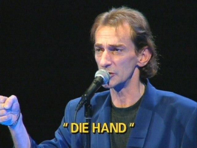 Ludwig Hirsch - Die Hand